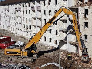 Снос и демонтаж зданий в Ульяновске