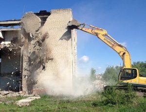 Оформление демонтажа в Саранске и Республике Мордовия