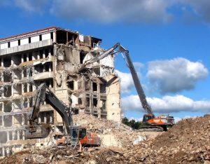 Оформление демонтажных работ в Пензе