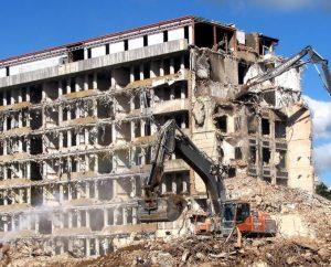 Демонтаж в Нижнем Новгороде