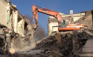 Снос демонтаж в Костроме и Костромской области