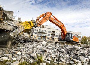 демонтаж зданий в Самаре