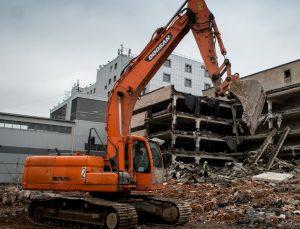 Демонтаж в Кемерово и Кемеровской области - Кузбассе