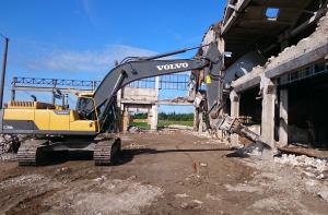 снос и демонтаж в Волгограде и волгоградской области. Оформление сноса и демонтажа