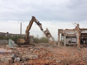 Снос демонтаж в Петрозаводске и Карелии. Оформление сноса и демонтажа