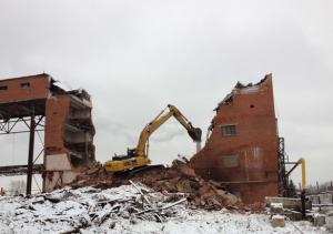Снос демонтаж в Вологде и Вологодской области. Оформление сноса и демонтажа