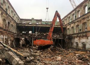 Снос демонтаж зданий в Чите и Забайкалье. Оформление сноса и демонтажа