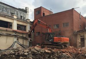 Снос демонтаж в Калининграде. Оформить снос и демонтажные работы в Калининграде