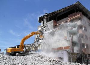 Проект сноса демонтажа здания во Владивостоке
